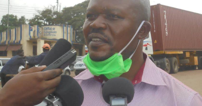 Beni : Les commissionnaires en douane de Kasindi en grève
