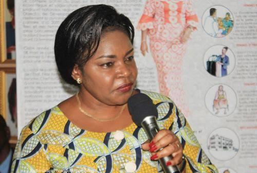 RDC : La Ministre du genre, famille et enfant lance les activités du mois dédié à la femme