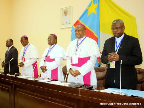 RDC : La CENCO prête à soutenir le Parlement pour mettre fin à l'insécurité dans l'Est du pays