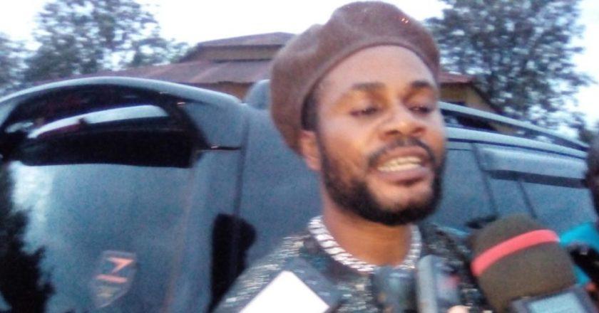 Beni/Musique : Après Kinshasa, l'artiste musicien Tata Charles en triple concerts ce week-end