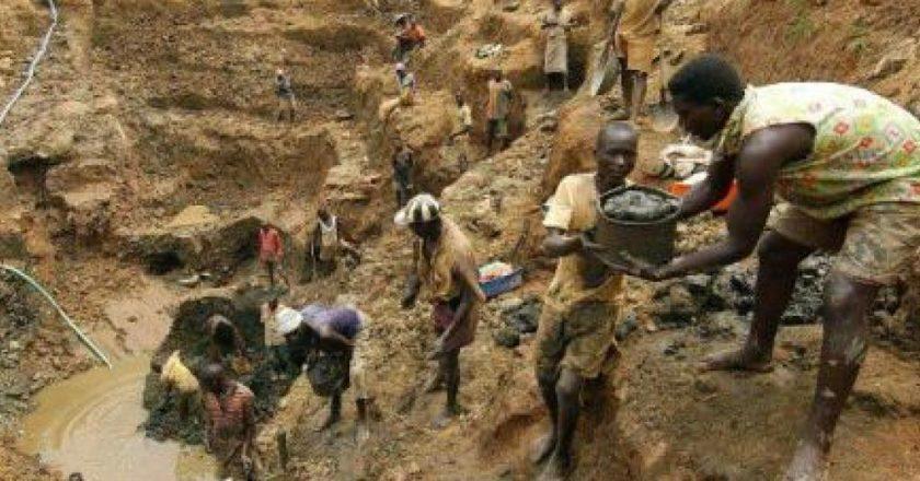 Exploitation illicite des minerais en Ituri : la CRDH promet lancer une campagne pour mettre fin à cette pratique