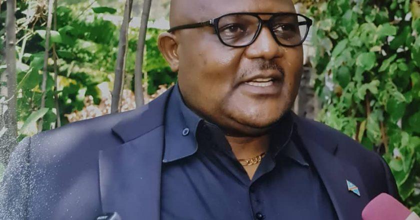 Réapparition des ADF à Beni et Ituri : «Le président Félix Tshisekedi est un homme, il doit se lever et se battre contre ces fauteurs des troubles» (S. Kazungu)