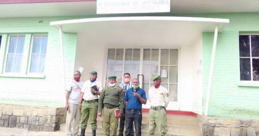 Beni : plus de 7.000 USD, l'appui de l'ICCN à l'HGR de Mutwanga