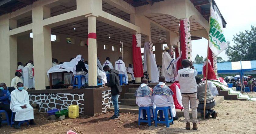 Lubero-Religion : la paroisse Ivatama de Musienene célèbre son jubilé de diamant