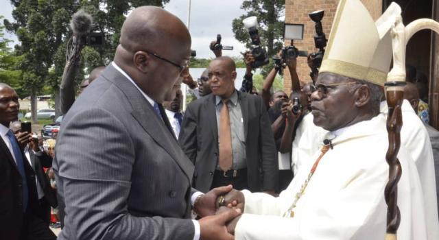 RDC : état sanitaire critique du cardinal Monsengwo, les prières des fidèles catholiques s'accentuent
