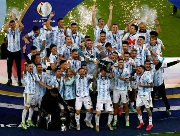 Football / Copa America : Argentine sacrée championne d'Amérique