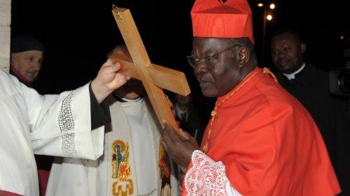 Flash : le cardinal Laurent Mosengwo est mort