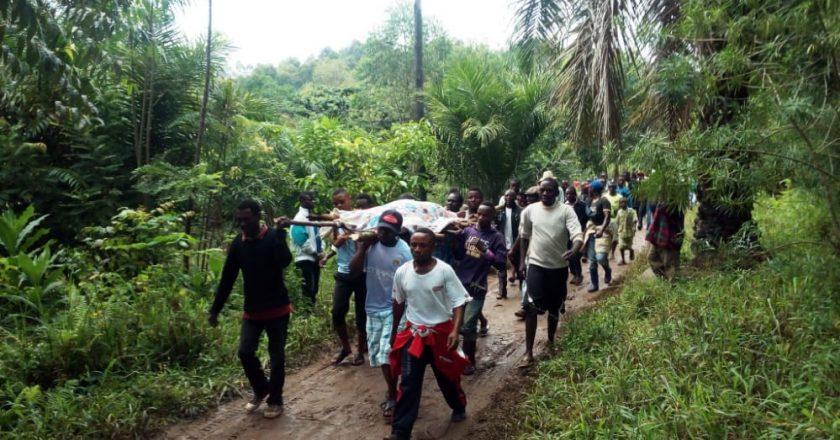 RDC : «Au moins 41 civils massacrés par les ADF/MTN en l'espace de 10 jours dans les territoires de Beni et Irumu» (CEPADHO)