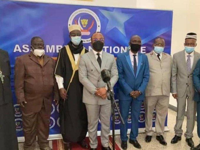 Présidence de la CENI : «Les confessions religieuses ont des divergences mais ne sont pas divisées non plus séparées» (Dodo Kamba)