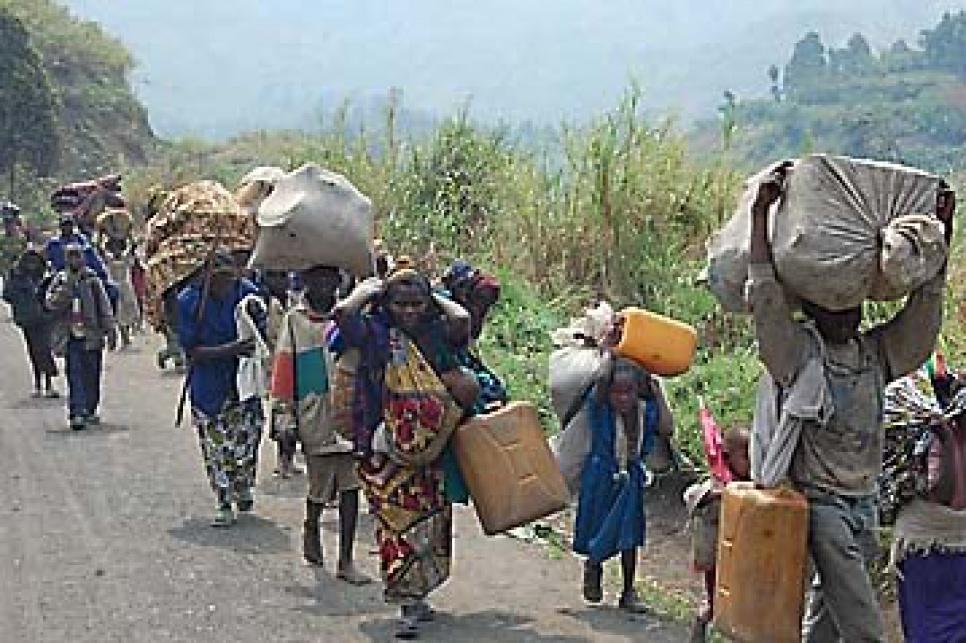 Ituri : la présence des miliciens CODECO à Irumu est à la base du déplacement massif de la population