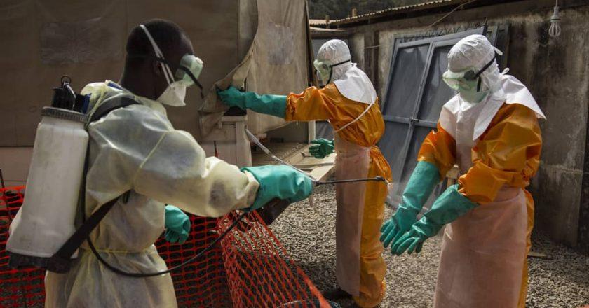 """Réapparition d'Ebola à Beni : """"Des équipes de la DPS sont en pieds d'œuvre pour lister les personnes contacts"""" (Dr Mbungani Mbanda)"""