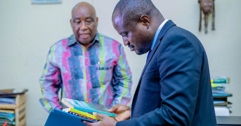 RDC/ESU : «Le gouvernement congolais a déjà mis en place une politique de renouveler la classe académique» (Muhindo Nzangi)