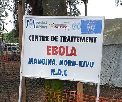 Beni : 5 cas d'Ebola notifiés dont 3 décès