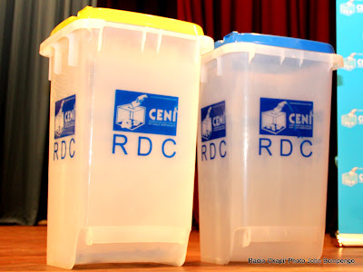 RDC : le CASC salue l'investiture de Denis Kadima comme président de la CENI