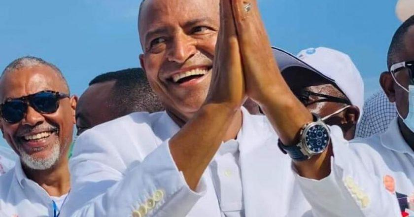 RDC : «Moïse Katumbi se rendra cette semaine à Kinshasa pour faire connaître la position de sa famille politique face à l'USN» (Olivier Kamitatu)