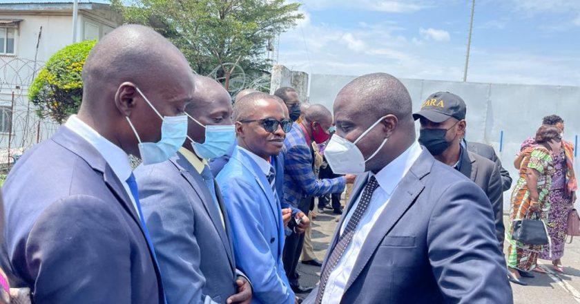RDC-ESU: S.E Muhindo Nzangi à Goma pour la clôture l'année académique 2020-2021