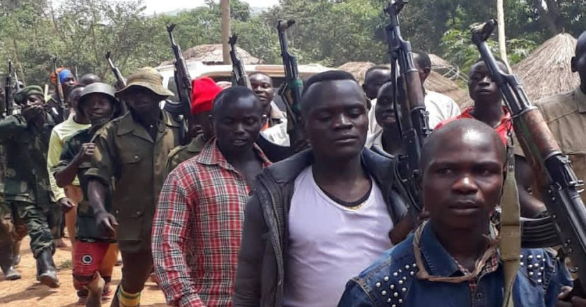 Ituri : une dizaine de miliciens CODECO neutralisés et 3 armes récupérées par les FARDC