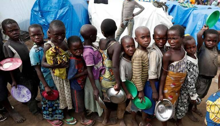 Ituri : 32 ménages des déplacés assistés en vivres et non vivres à Mambasa