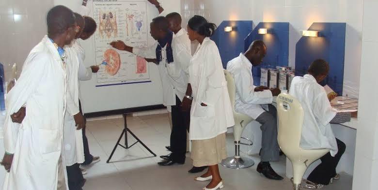 RDC-ESU : la faculté de médecine réservée aux diplômés d'Etat ayant obtenus au minimum 70%