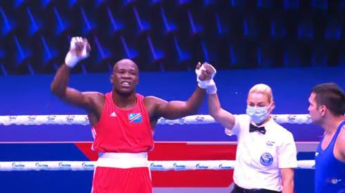 Championnat du monde de Boxe : première victoire aux points de la RDC à Belgrade