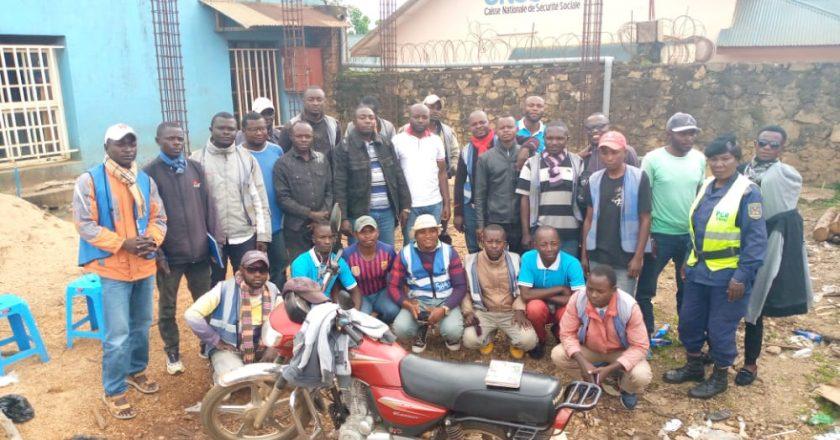 Beni : la jeunesse intensifie la sensibilisation pour le retour de la paix
